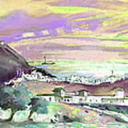 Almeria Region In Spain 04 Art Print