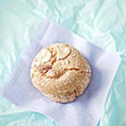Almond Cookies Art Print
