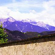 Alpine Wall Art Print