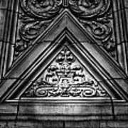 Alwyn Court Building Detail 13 Art Print