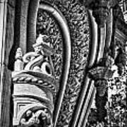 Alwyn Court Building Detail 21 Art Print