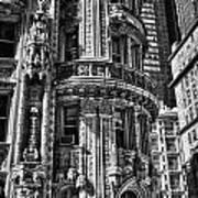 Alwyn Court Building Detail 25 Art Print
