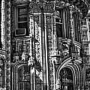 Alwyn Court Building Detail 27 Art Print