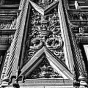 Alwyn Court Building Detail 6 Art Print