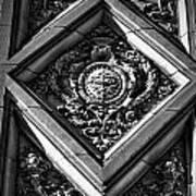 Alwyn Court Building Detail 9 Art Print