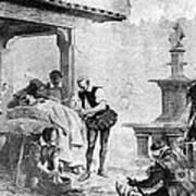 Ambroise Par�, French Surgeon, Pioneer Art Print