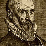 Ambroise Paré, French Surgeon Print by Science Source