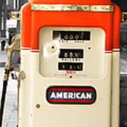 American Gas Art Print