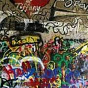 American Graffiti 17- Jake From State Farm Art Print
