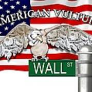American Vulture Art Print