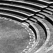 Amphitheatre Art Print
