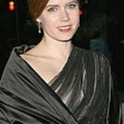 Amy Adams At Arrivals For The 2008 Art Print