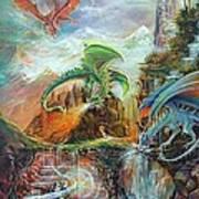 An Al Nathrach Art Print