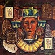 Ancient Warrior Art Print