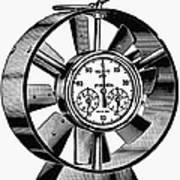 Anemometer, 20th Century Art Print