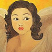 Angelito Travieso Art Print