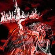 Angels Of Lust Art Print
