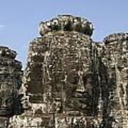 Angkor Thom IIi Art Print
