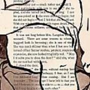 Anita's Secret 399 Art Print