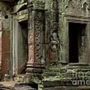 Ankor Wat Cambodia Art Print