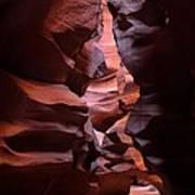 Antelope Canyon Page Arizona Art Print
