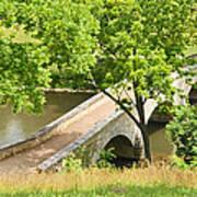 Antietam's Burnside Bridge Art Print