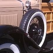 Antique Classic Vintage Car Art Print