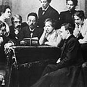 Anton Chekhov (1860-1904) Art Print