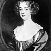 Aphra Behn 1640-1689, English Novelist Art Print
