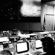 Apollo 11: Mission Control Art Print