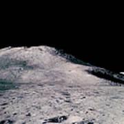 Apollo 15 Lunar Landscape Art Print