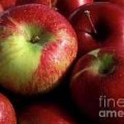 Apples For Sale Art Print