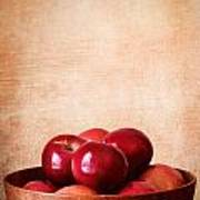 Apples In Color Art Print