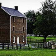 Appomattox County Jail Art Print