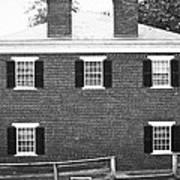 Appomattox Courthouse Art Print by Teresa Mucha