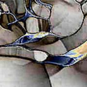 Aquarell Klar Art Print