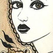 Arabel Art Print