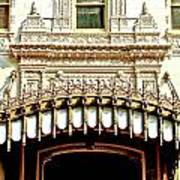Architectural Detail New Orleans Art Print