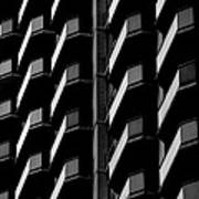 Architectural Uniformity Art Print