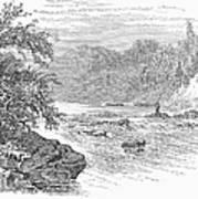 Arkansas: Ouachita River Art Print by Granger