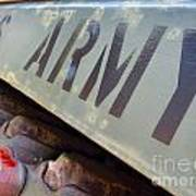 Army Art Print