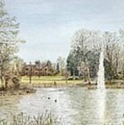 Arnot Hill Park Art Print