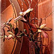 Arrangement In Mirror Art Print