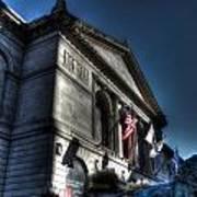 Art Institute Of Chicago Art Print