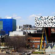 Art Institutions In Toronto Art Print