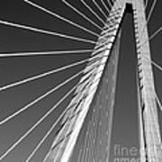 Arthur Ravenel Jr.bridge Art Print