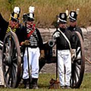Artillery Art Print