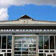 Artscape Wychwood Barns Barn # Two Art Print