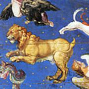 Artwork In Villa Farnese, Italy Art Print by Photo Researchers