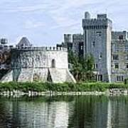 Ashford Castle, Lough Corrib, Co Mayo Art Print
